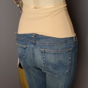 AG Adriano Goldschmeid Maternity Jeans Size 26 NWT